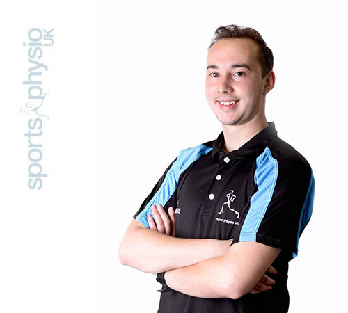 Josh Birtwistle physiotherapist