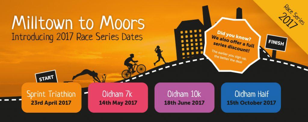 milltown to moors 2017 race series
