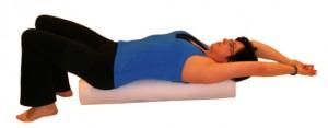 Foam Roller for Back and Shoulders