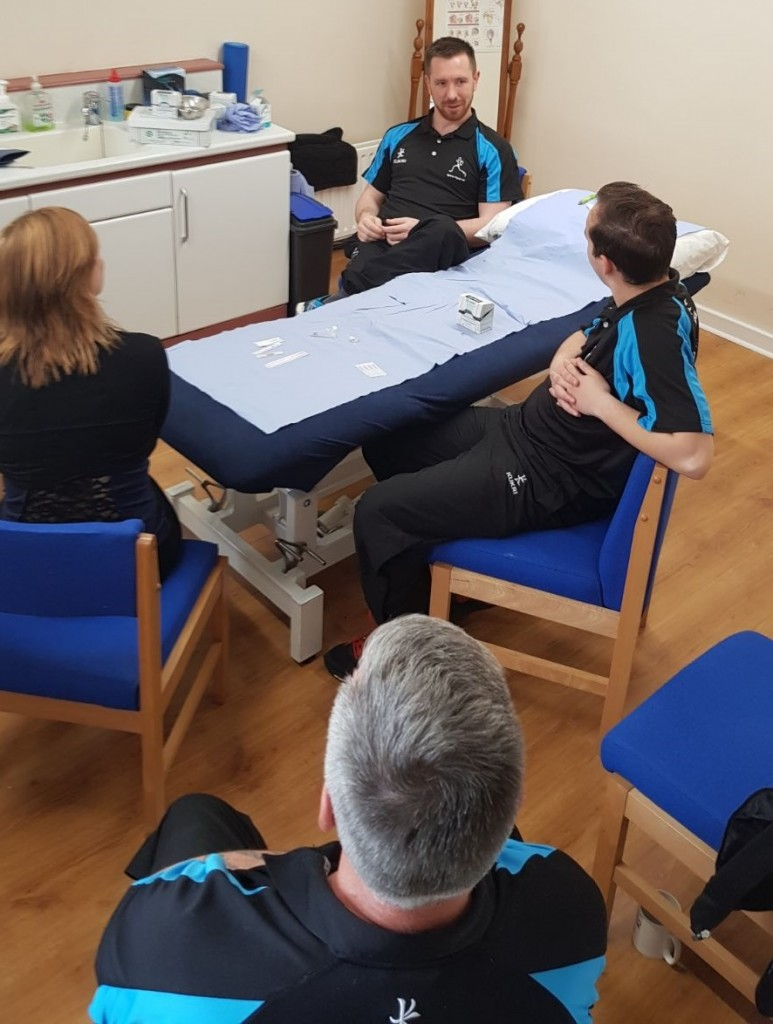 Sports Physio UK - Dry Needling & Acupuncture CPD