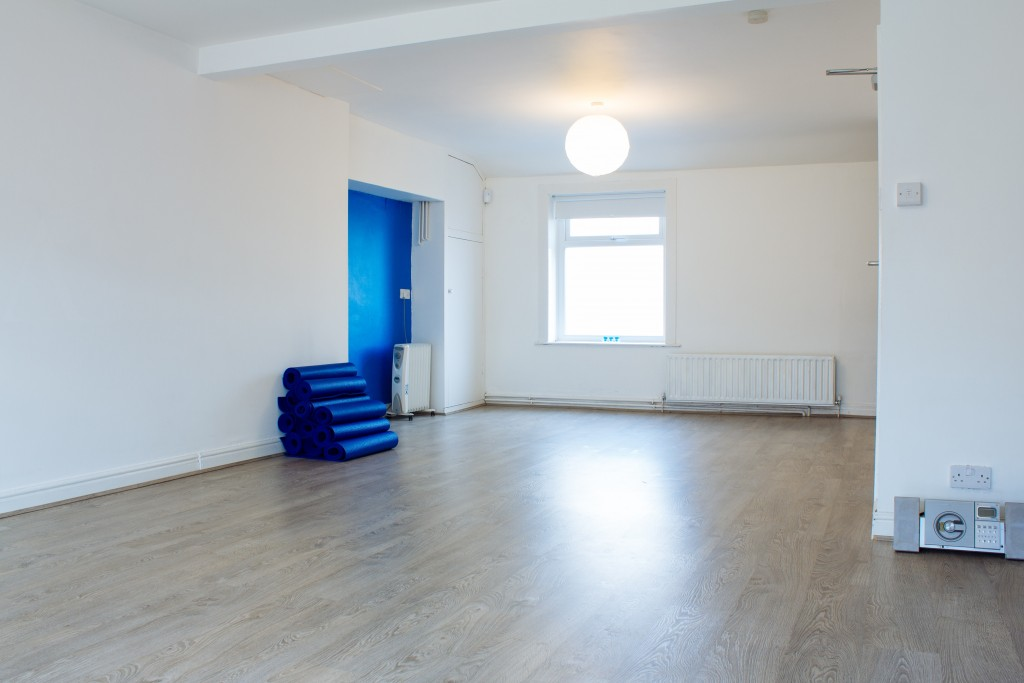 Pilates studio space at Sports Physio UK Oldham