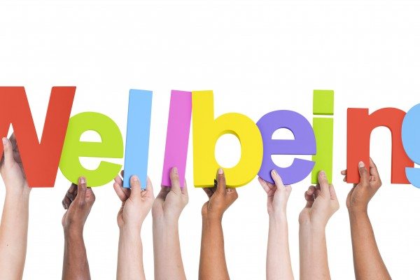 World Mental Health Day - Wellbeing Image